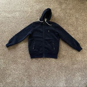 Polo Ralph Lauren Fleece Sherpa Jacket